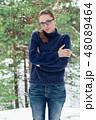 ゆき スノー 雪の写真 48089464
