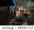 京都伏見稲荷大社 48092710