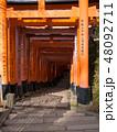 京都伏見稲荷大社 48092711