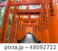 京都伏見稲荷大社 48092722