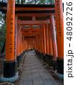 京都伏見稲荷大社 48092726