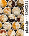 豆花 台湾の豆腐スウィーツ Toufa (Tofu Pudding) 48095281