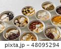 豆花 台湾の豆腐スウィーツ Toufa (Tofu Pudding) 48095294