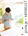 男性 ビジネス 設計の写真 48096157