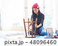 女性 1人 アジア人の写真 48096460