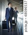 人物 男性 ビジネスマンの写真 48096537