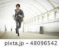 人物 男性 ビジネスマンの写真 48096542