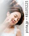 女性 若い女性 ポートレートの写真 48105225