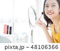 女性 若い アジア人の写真 48106366