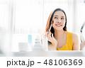 女性 若い女性 アジア人の写真 48106369