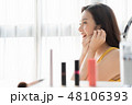女性 若い女性 アジア人の写真 48106393