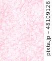 桜 テクスチャー 模様のイラスト 48109126
