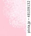 桜 テクスチャー 模様のイラスト 48109132