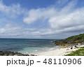 宮古島の海 海 南国の海 沖縄の海 宮古島 沖縄 離島 リゾート 旅行  48110906
