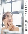 女性 ポートレート 人物の写真 48111570