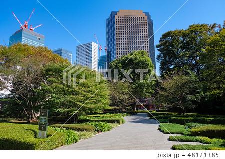 六本木 泉ガーデン 遊歩道 48121385