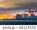 ポート 泊港 港の写真 48123532