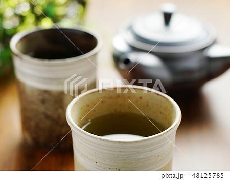 お茶 48125785