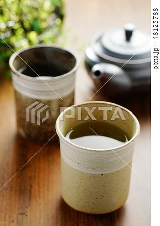 お茶 48125788