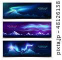 自然 ライト 光のイラスト 48126138