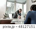 ビジネス 職業 ミーティングの写真 48127151