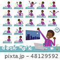 flat type school boy jersey black_desk work 48129592