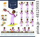 flat type school boy jersey black_cooking 48129593