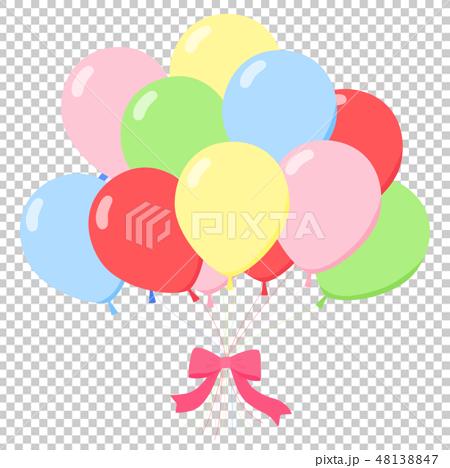 很多氣球 48138847