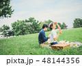 ピクニック 女性 友達 48144356