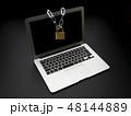 PCセキュリティーイメージ 48144889