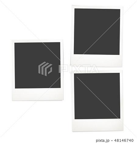 テンプレート-ポラロイド-フレーム 48146740