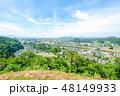 古城山公園 仙北市 町並みの写真 48149933