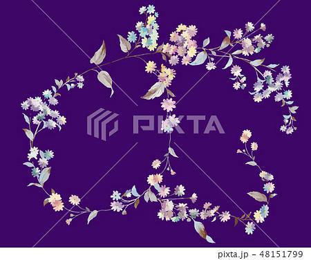 花 フラワー お花 48151799