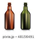 びん ビン ボトルのイラスト 48156491