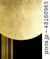 紗綾形 背景素材 模様のイラスト 48160965