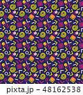 シームレス パターン 柄のイラスト 48162538