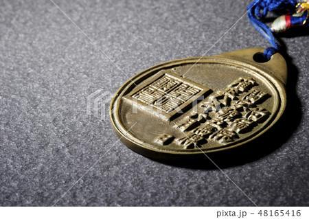 韓国 朝鮮王朝時代の身分証メダル 馬牌 48165416