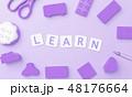 学ぶ 学習 習うの写真 48176664