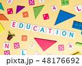 教育 平面図 おもちゃの写真 48176692