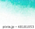 ポリゴン 角柱 多角形のイラスト 48181053