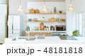 キッチン 48181818