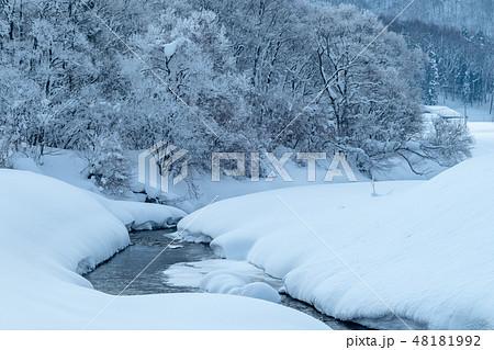 豪雪地帯 48181992