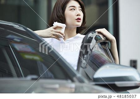 女性 ビジネス 48185037