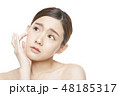 人物 女性 アジア人の写真 48185317