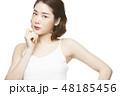 ポートレート 女性 アジア人の写真 48185456