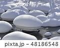 冬の川 48186548