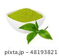 お茶 ティー 紅茶の写真 48193821