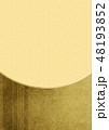 紗綾形 背景素材 和柄のイラスト 48193852