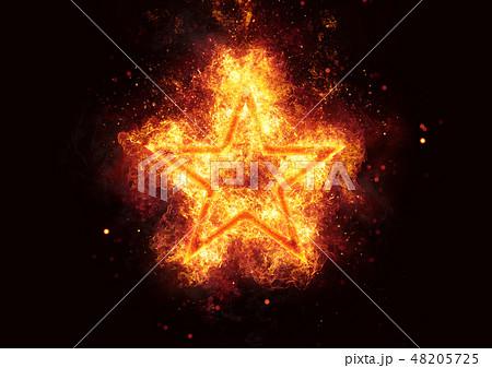 燃える星 48205725