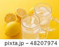 レモンサワー 48207974
